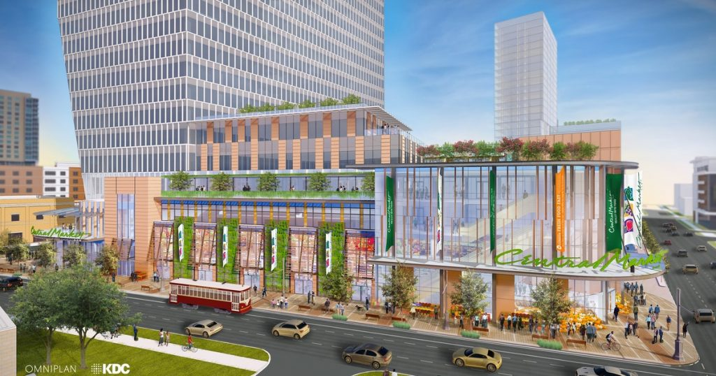 Central Market project for Dallas' Uptown neighborhood gets approval | Real Estate | Dallas News