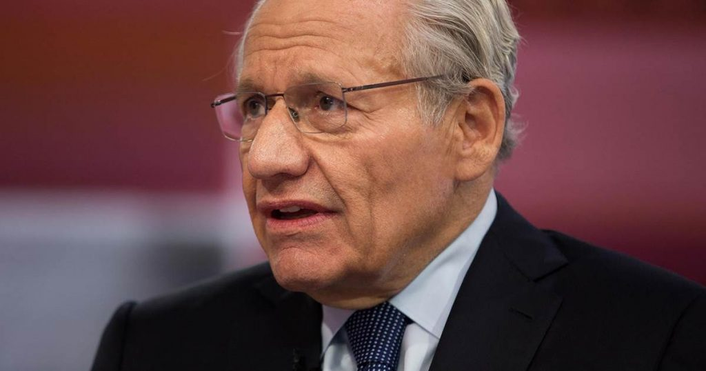 'Cash flow': Woodward rips Trump for bringing real estate mentality to foreign policy