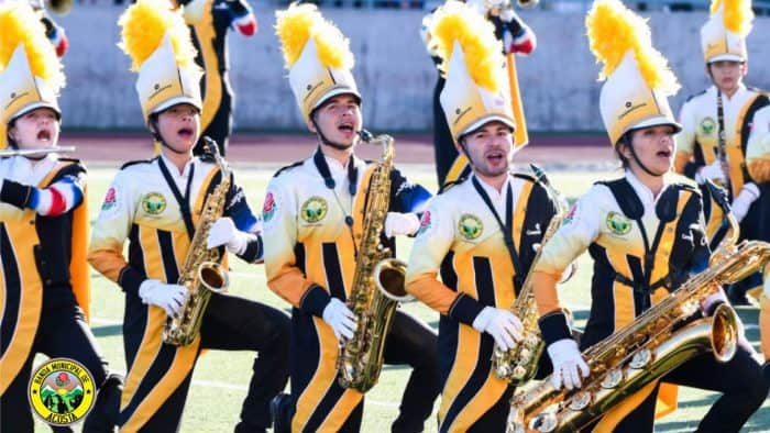 Costa Rican band performs at Rose Parade – The Tico Times | Costa Rica News | Travel | Real Estate