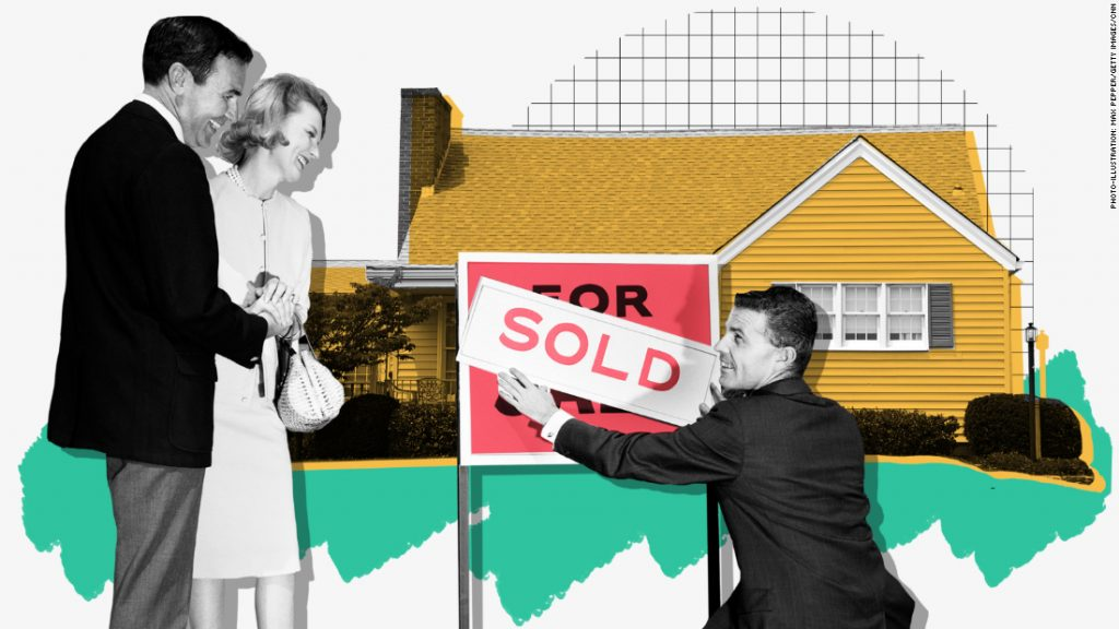 The internet didn't shrink 6% real estate commissions. But this lawsuit might – CNN
