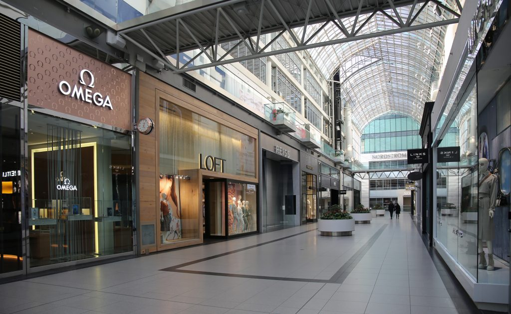 Malls Face Catastrophic Hit in Canada With Unpaid Rent Surging | National Real Estate Investor