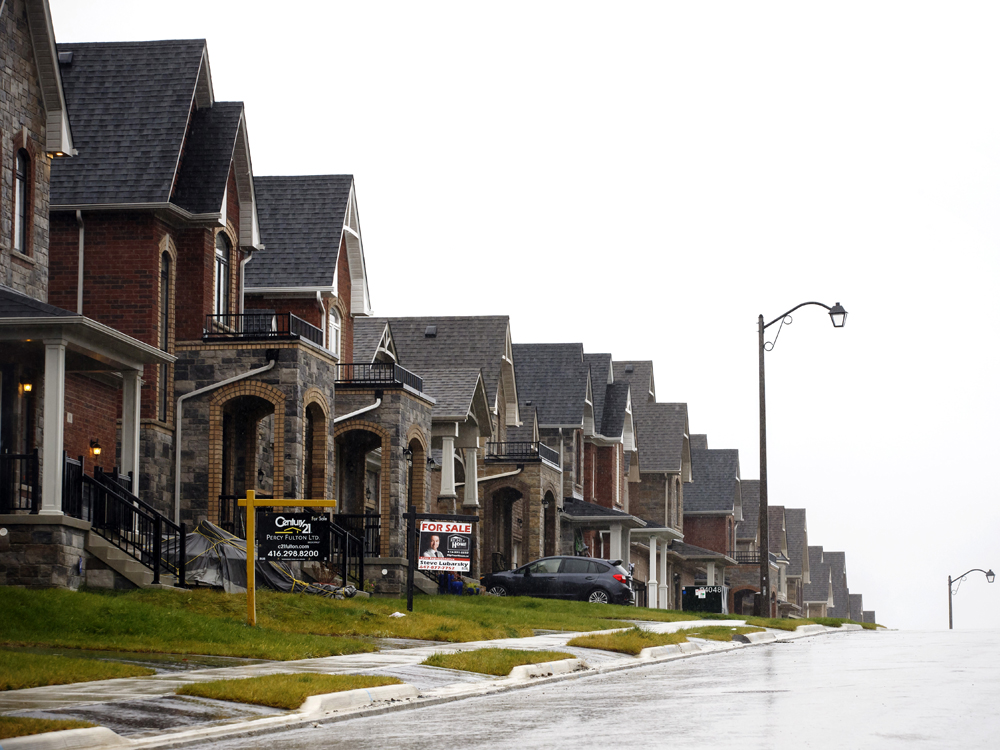 Once seen as safer than gold, Canadian real estate braces for the 'Great Reckoning' | Calgary Herald