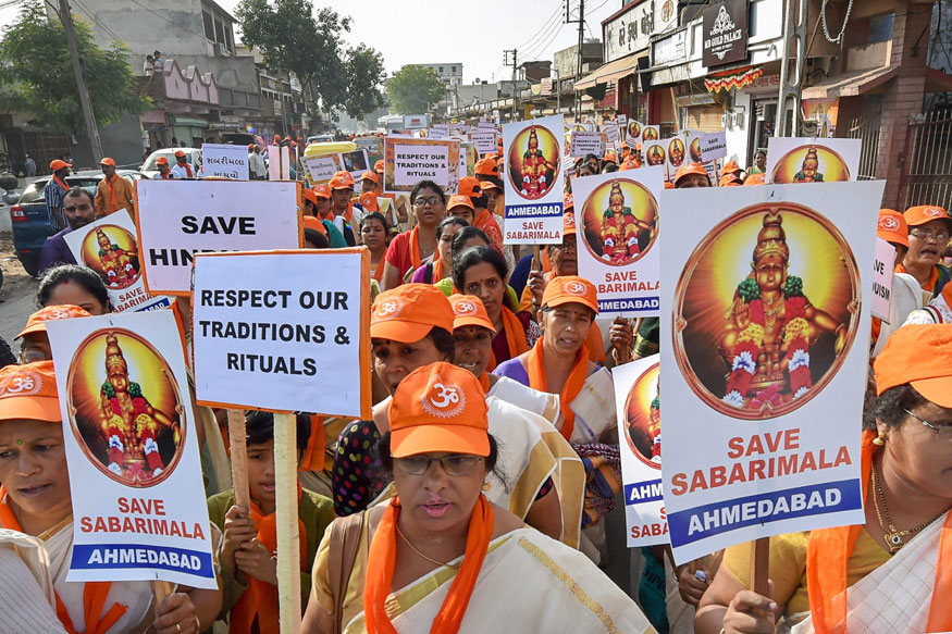 Is Sabrimala an issue of women's entry or the Christian real estate mafia's greed?