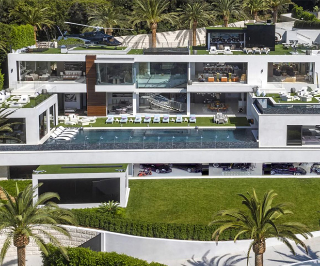This $250 Million Bel Air Mansion is Struggling in the Real Estate Market – LUXUO