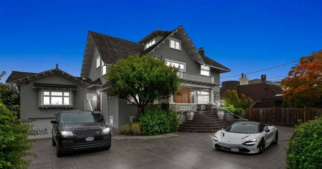 Vancouver real estate: $35,880,000 Point Grey home most expensive house for sale across Canada