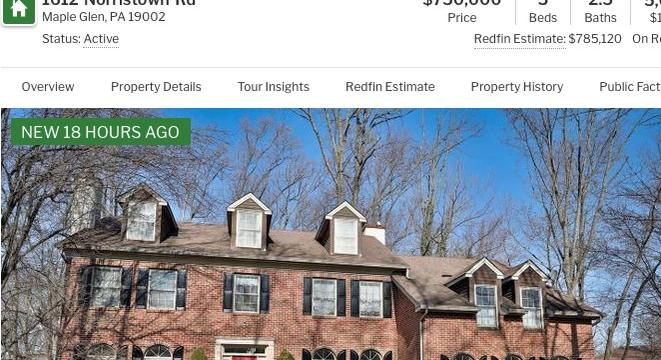 Real Estate Listing For Suburban Pennsylvania House Takes One Hell Of A Turn – Digg