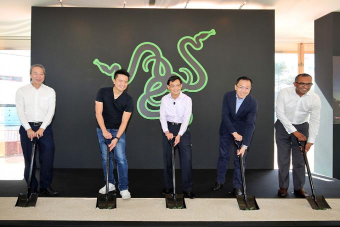 Razer unveils Echo Base, a startup with mission to disrupt traditional real estate | SGSME.SG