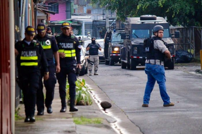 Report: Costa Rica closes 2018 with decrease in homicides – The Tico Times | Costa Rica News | Travel | Real Estate